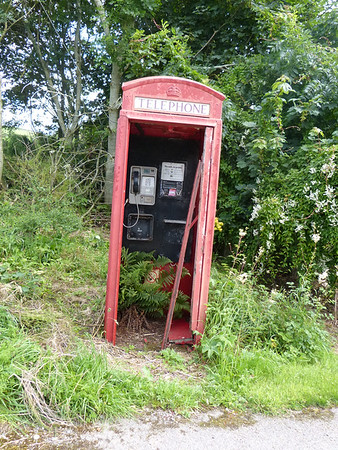 Telephone Box - Tangy 170726