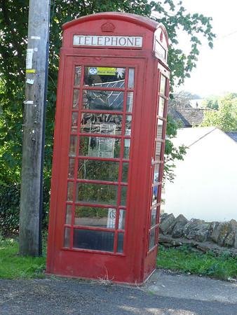 Telephone Box - Andoversford 110723