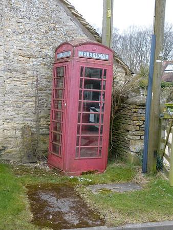 Telephone Box - Asthall 130325