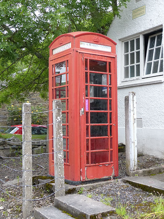 Telephone Box - Calvine 170628
