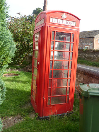 Telephone Box - Anmer 130822