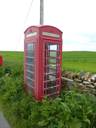 Telephone Box - Twatt 170622