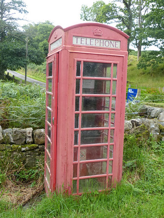 Telephone Box - Ardpatrick 170802