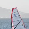top half of sail