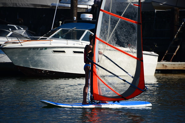 Cort Windsurfing Lesson