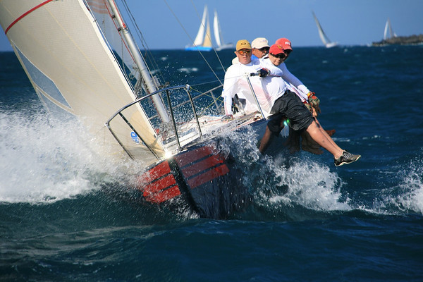 Grenada Sailing Festival 2012 Day 3 Highlights