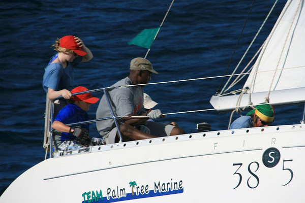 Grenada Sailing Festival 2012 Day 2 Highlights