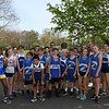 Westchester Middle School Cross-Country, Spring 2018