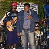 (l-r) Low-reen, Stewart, Willie Buck and Chicago Paul<br /> © Murphy Media/Karen Murphy