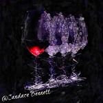 Entitled: Whimsical Wine.