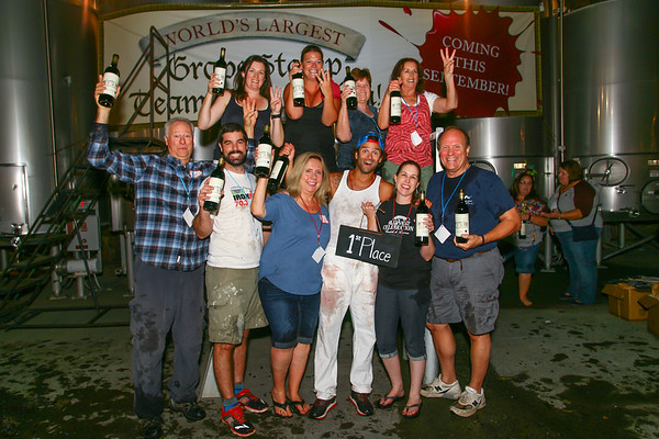 Harvest Celebration & Grape Stomp 2017