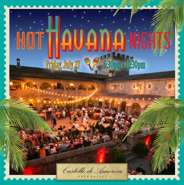 Hot Havana Nights 2018
