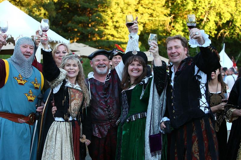Midsummer Medieval Festival 2013