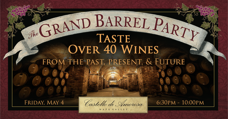 The Grand Barrel Party 2018