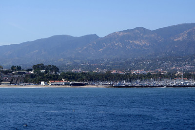 Wine Country Coastal Cruise May 3, 2014 - Embarkation Day - Santa  Barbara Port of Call - At Sea - 1st Formal Night