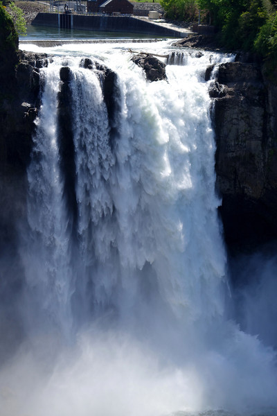 7 DAYS WINE COUNTRY COASTAL CRUISE MAY 3, 2014  - SNOQUALMIE FALLS , SEATTLE  MAY 13, 2014