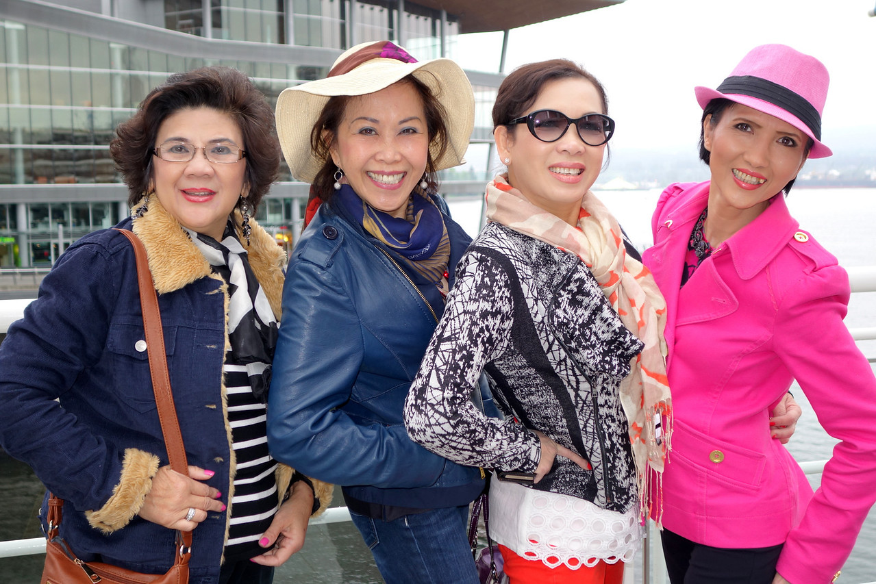 VANCOUVER - DISEMBARKATION DAY MAY 10, 2014