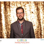 CANVAS Holiday Party 12.8.14