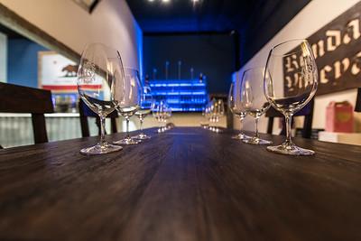 Rendarrio tasting room.