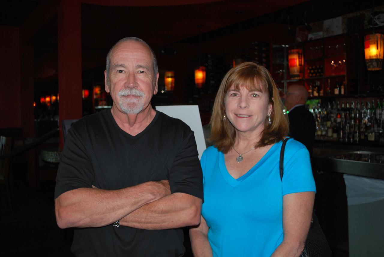 Patti Erwin and Robert Dillon