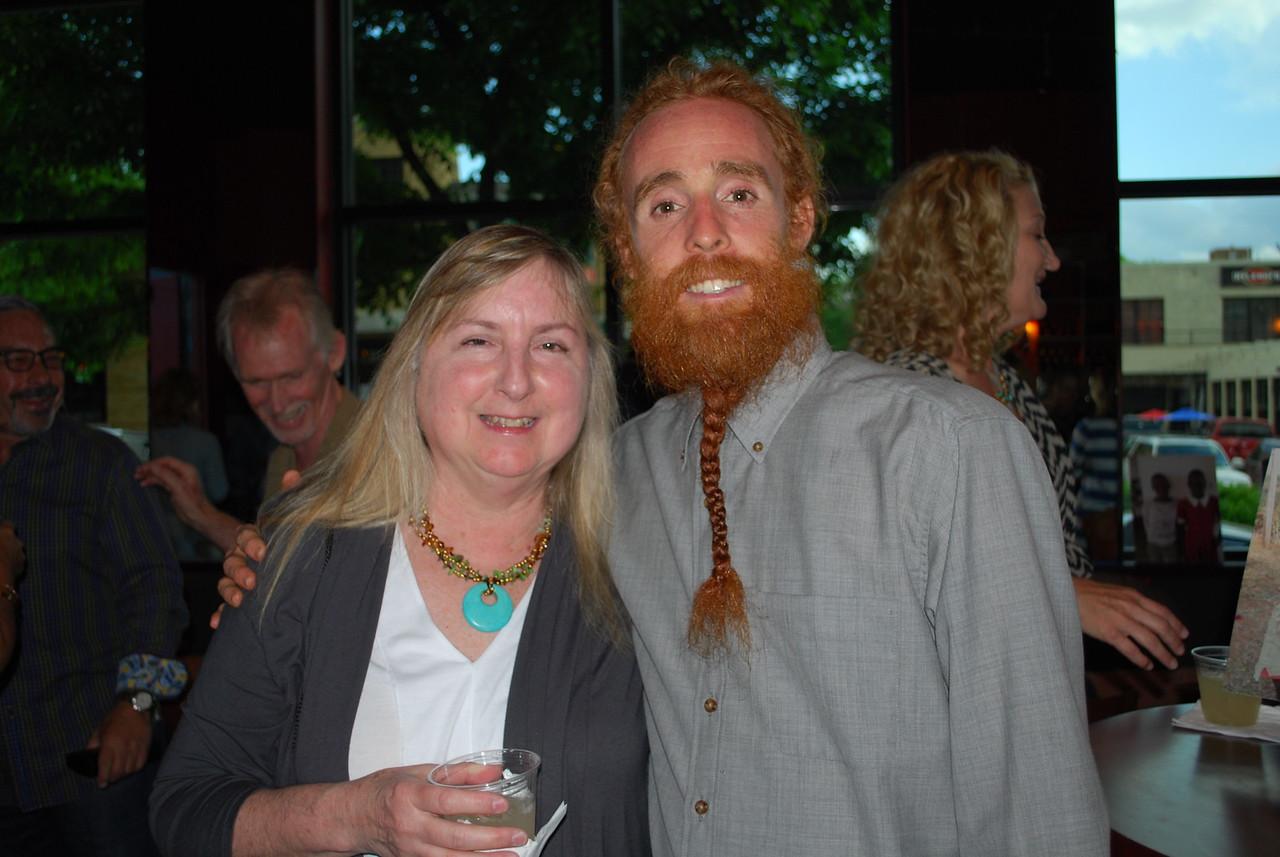 Linda Collins and Joseph Fennel