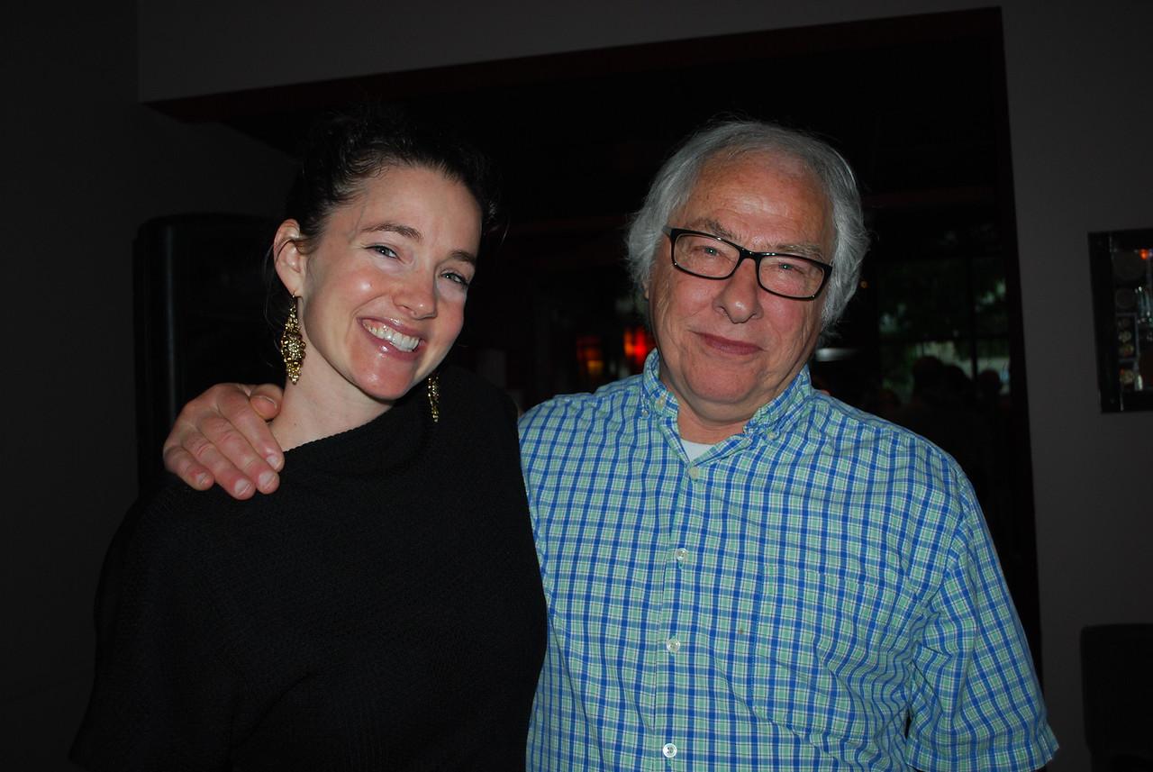 Sarah Fennel and Robert Neralich