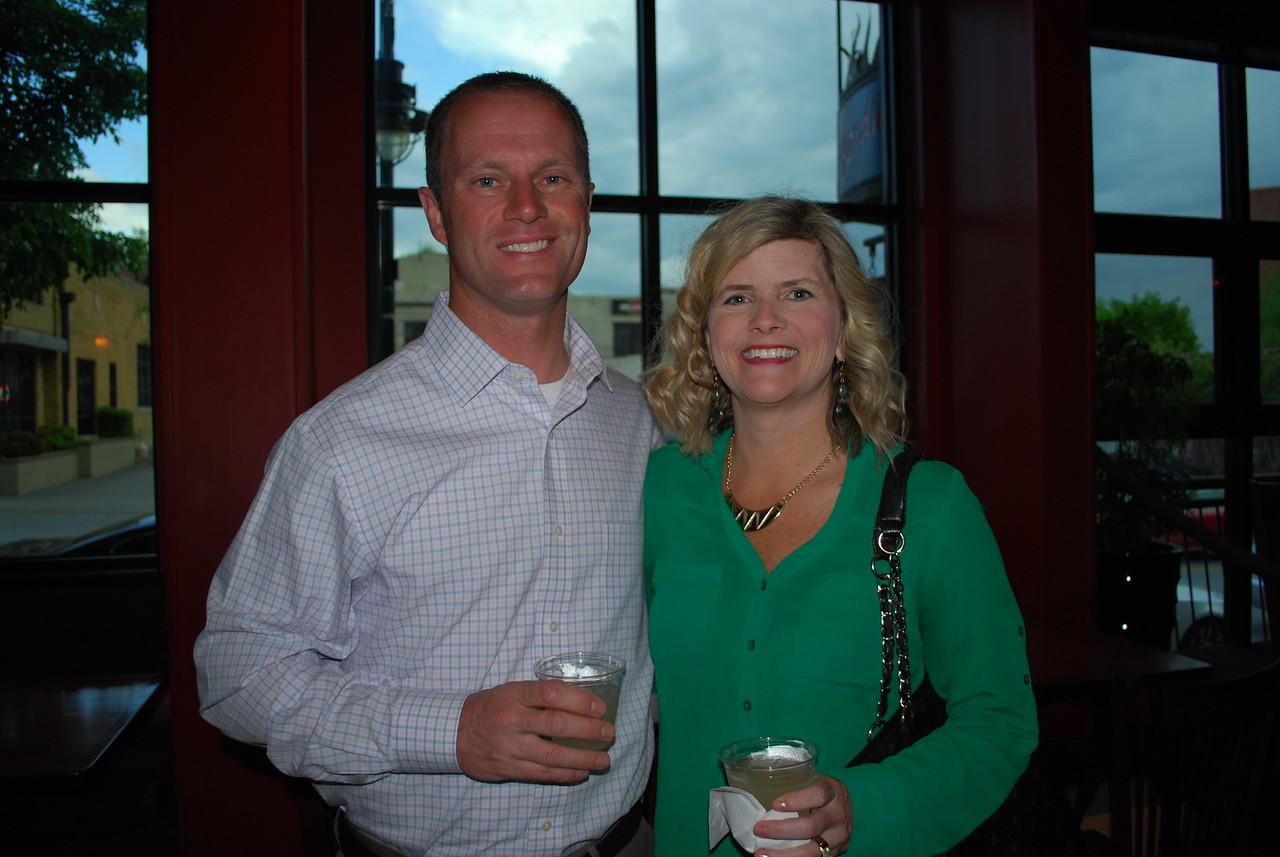 Ben and Susan Upchurch