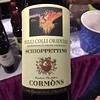 Schoppettino is an indigenous red grape grown in northeast Italy near the Slovenian border. This is 100 percent.
