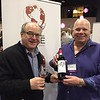 Tasting the Alteo Amarone with Joe Meunier was a treat.