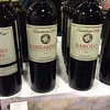 Duchessa Lia winery had a nice, inexpensive selection of Piedmont wines.