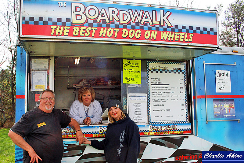 The best hot dog on wheels!