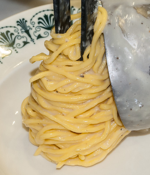 THE BEST Cacio  E Pepe.