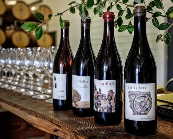 Antica Terra Winery - Dundee, OR