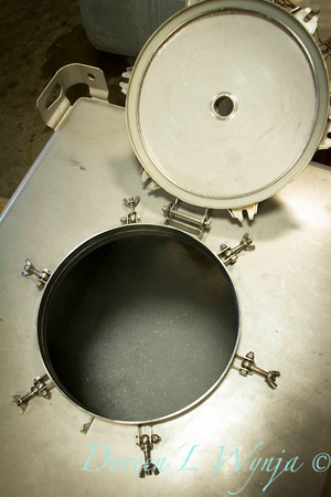 Brewing wort tank_2096
