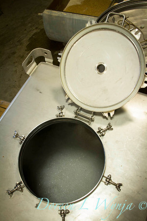 Brewing wort tank_2095