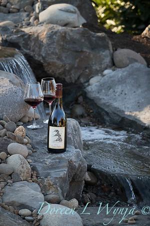 Bottle shots - water feature - Roco Winery_605