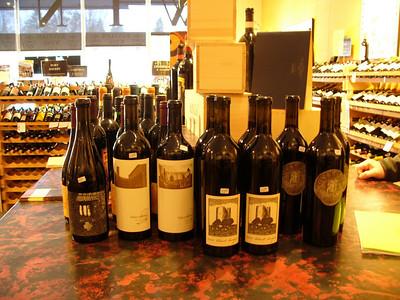 Santian Wine Shop