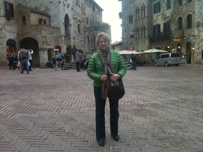 Welcome to San Gimignano!