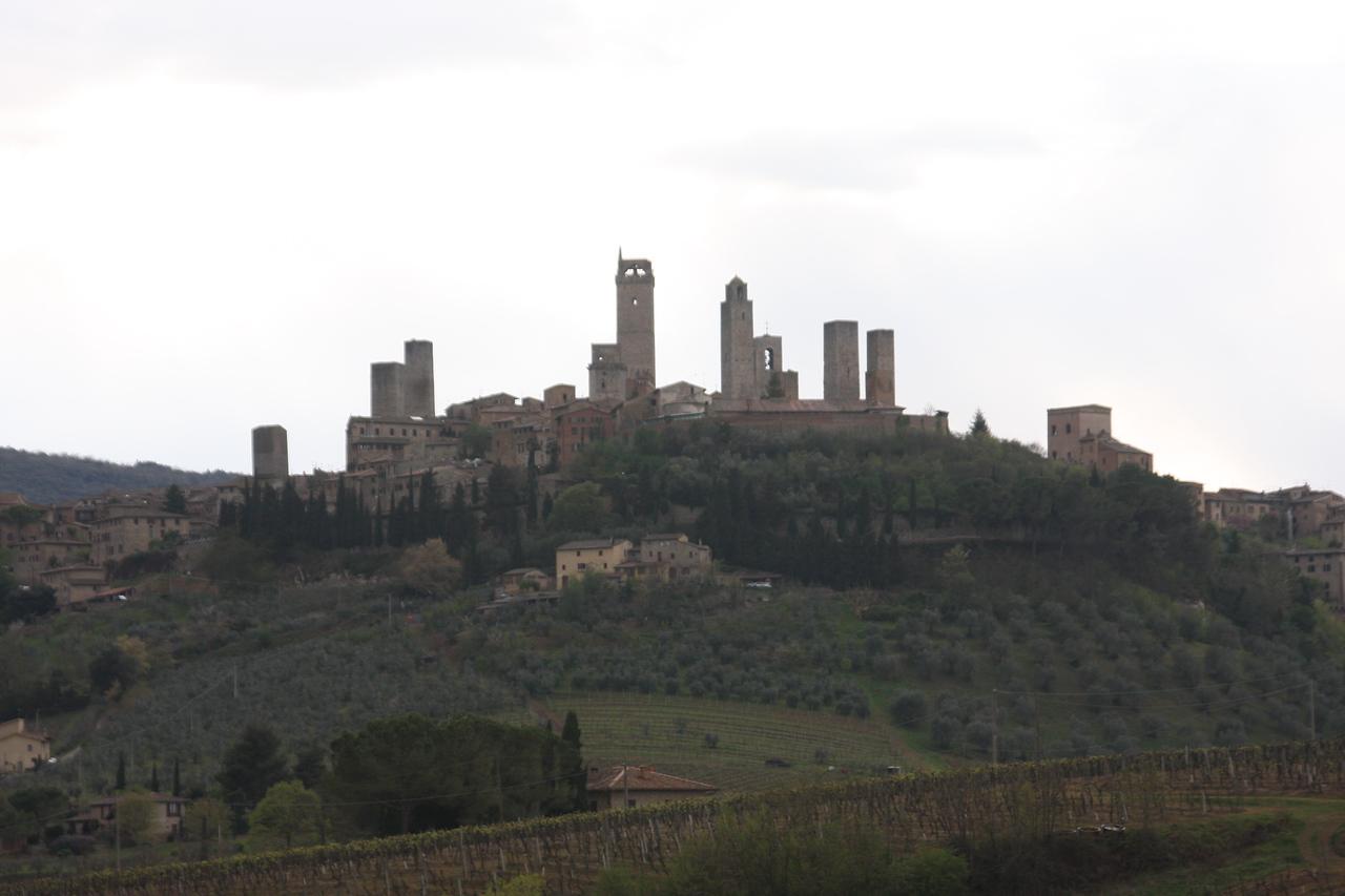 The Towers at San Gimignano.