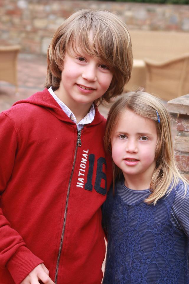Dario and Giulia.