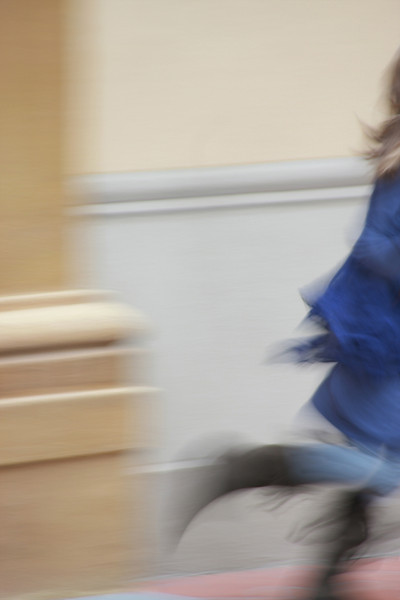 """""""On the move"""" Giulia.  I love the energy in this photo and the next."""