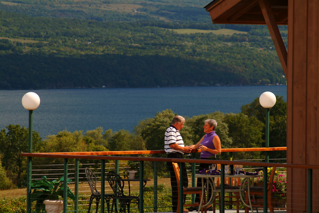 Glenora Wine Cellars, Seneca Lake