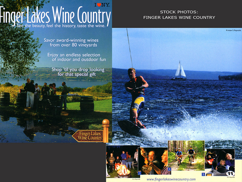Finger Lakes Wine Country, Keuka Lake
