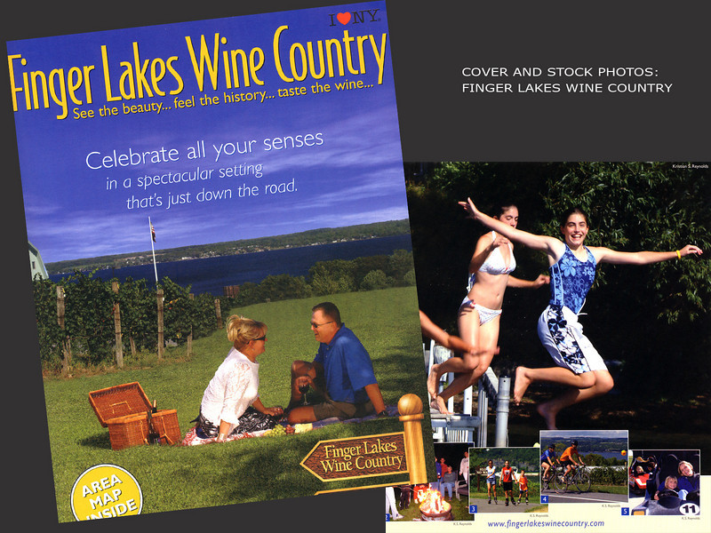 Finger Lakes Wine Country, Fox Run Vineyards