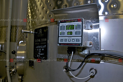 Each tank is individually temperature controlled