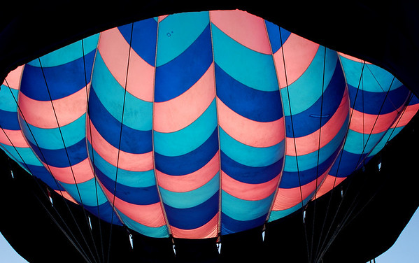 Balloon Abstract