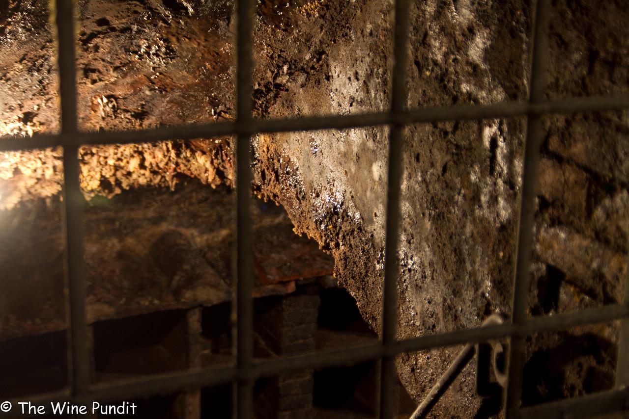 San Giusto sub-cellars
