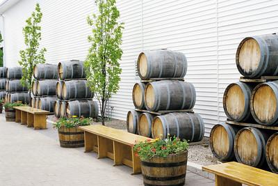 Niagara Frontier winery