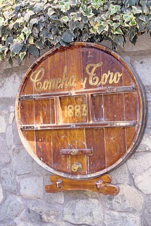 Concha y Toro, Chile