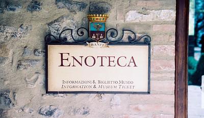 Banfi, Enoteca